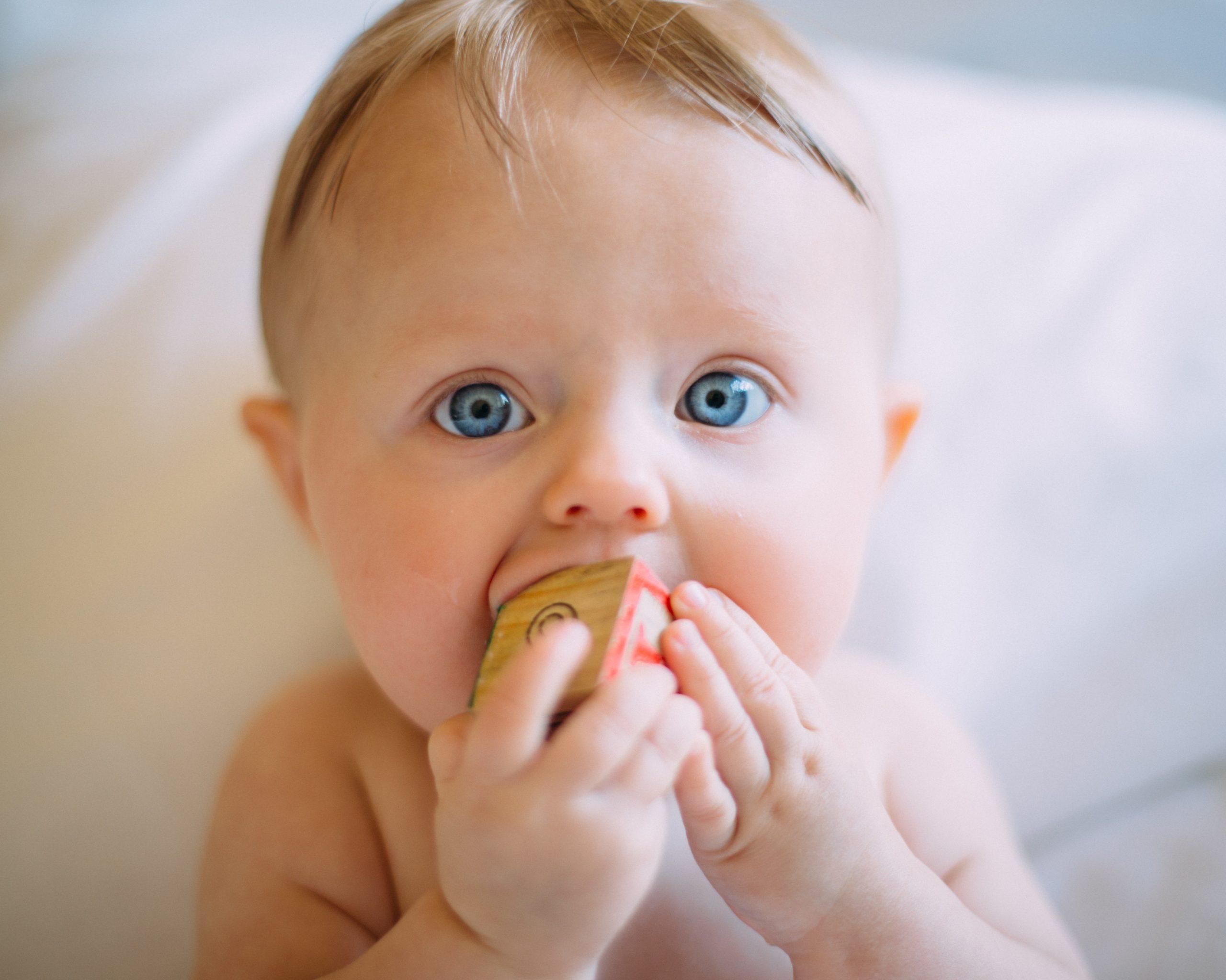 Baby Milestones 7 - 9 Months